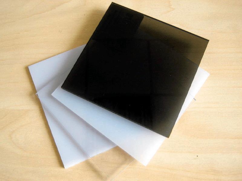 Монолитный поликарбонат образцы
