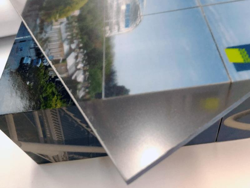 Монолитный поликарбонат прозрачный фото