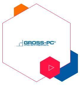 Поликарбонат Gross-pc (Гросс-пс)