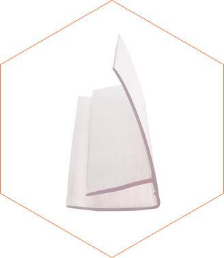 Профиль пристенный FR 4-6 мм