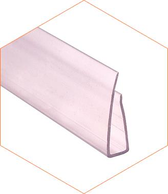 Профиль торцевой П10 мм