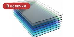 Монолитный поликарбонат 2 мм для теплицы