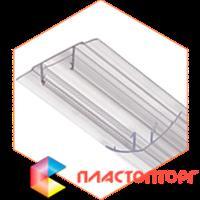 Профиль соединительный разъемный HPC 16мм крышка