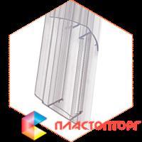 Профиль соединительный разъемный HPC 6-10мм крышка