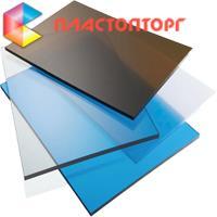 Монолитный поликарбонат 0,9 мм