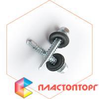 Саморез для поликарбоната 38 мм