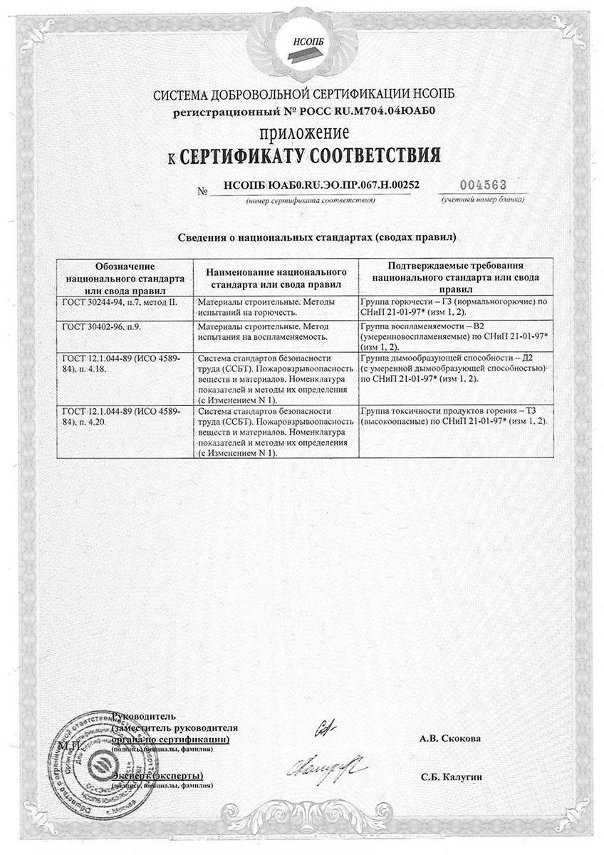 Монолитный поликарбонат сертификат прозрачный приложение